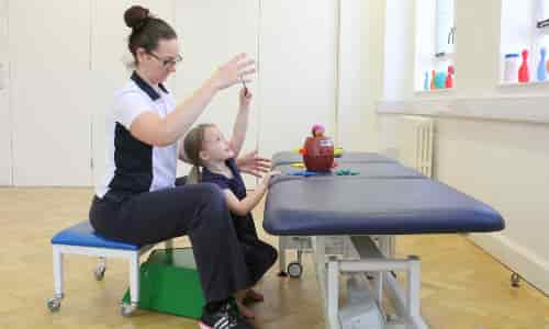 Physiotherapy For Paediatrics